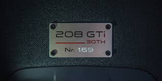 peugeot 208 gti 30th anniversary 2015 peugeot 208 gti 30th anniversary edition review caradvice