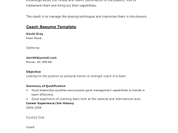football coaching resume samples charming idea sports resume 15 athletic coach resume resume example download sports resume