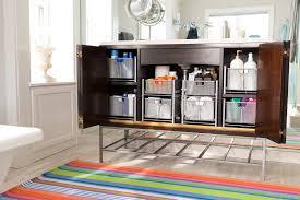 furniture media console cabinet bathroom organization ideas