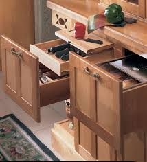 kraftmaid storage solutions base drawer buffet features bread