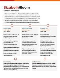 Attractive Resume Templates Modern Resume Templates 64 Examples Free Download