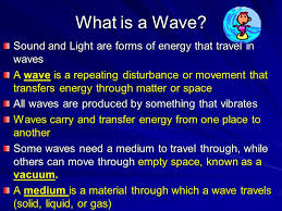 can sound travel through space images What is a wave sound and light are forms of energy that travel in jpg