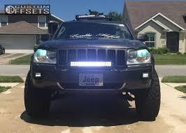 jeep grand 3 wheel offset 2005 jeep grand aggressive 3 5