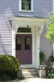 mauve house purple door for the home pinterest purple door