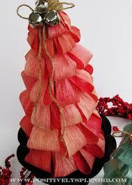 dyed corn husk tree tutorial positively splendid