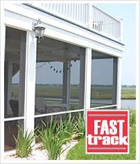 aluminum frame how to screen in a porch with aluminum frame system