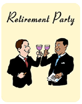 retirement party free printable party invitations