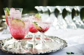 pink cocktail 5 drink mistakes to not make at your wedding bon appetit