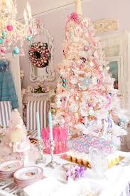 dreaming of a pink pink tree decor shabby