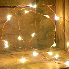 copper wire led lights led fairy lights timer copper wire 3 feet warm white on the hunt