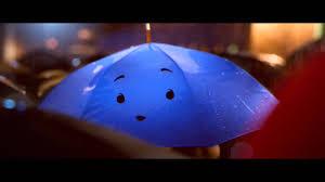 Clip Umbrella Film Clip Pixar U0027s U0027the Blue Umbrella U0027 Youtube