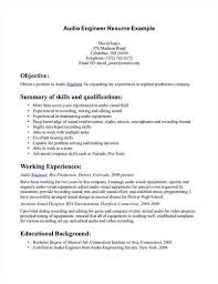 download recording engineer sample resume haadyaooverbayresort com