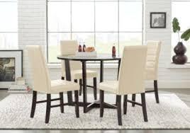 mabry espresso 5 pc dining set dining room sets dark wood