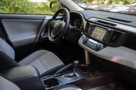 subaru hybrid interior 2017 toyota rav4 hybrid review autoguide com news