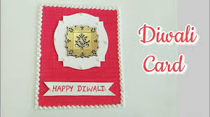 diy diwali card diwali greeting card diwali crafts for kids