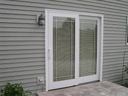 Install French Doors Exterior - pella french doors exterior best way to install pella french