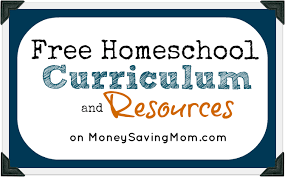free homeschool curriculum resources archives money free homeschool curriculum resources money saving mom