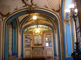 traditional russian interior design and decoration arch wall