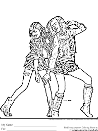disney channel colouring pages funycoloring