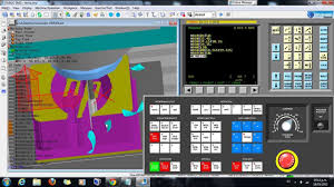 swansoft cnc simulator fanuc 0md practice numerical control youtube