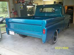 1963 chevy c10 swb the h a m b