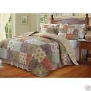 Oversized King Comforters And Quilts Oversized King Bedspread Ebay