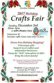 holiday craft fair creative indeed