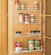 Spice Racks RTA Cabinet Store - Kitchen cabinet spice storage
