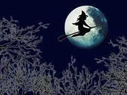 free halloween desktop backgrounds witches wallpapers pictures wallpapersafari