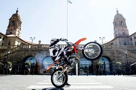 australian freestyle motocross riders red bull x fighters final in pretoria