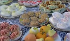 cuisine mostaganem file gâteaux algériens mostaganem png wikimedia commons