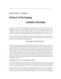 sample cover letter resume pdf