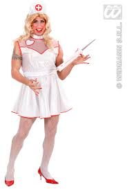 mens drag fancy dress xl male fairyland princess xl male nurse