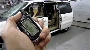 compustar security u0026 remote start demonstration 2006 ford