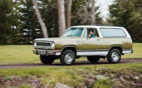 ww2 jeep side view collectible classic 1974 1980 dodge ramcharger automobile magazine