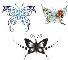 butterfly tattoos and designs page 390