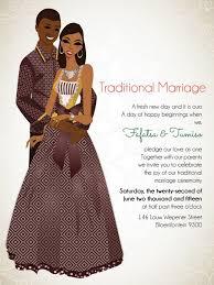 Easy Wedding Programs African Wedding Invitations Vertabox Com