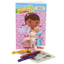 doc mcstuffins coloring book crayons stickers