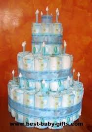Diaper Cake Directions How To Make A Diaper Cake Homemade Centerpieces Diapers And