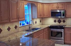 Backsplash With Accent Tiles - decorative kitchen accent tiles in fused and mosaic glass