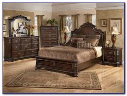 Ashley Bedroom Set With Marble Top Creditrestoreus - Ashley furniture bedroom set marble top