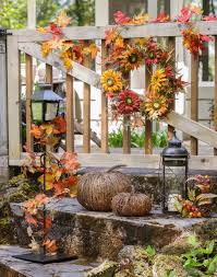 fall decorations for outside get a jump start on fall decor porter s craft frame