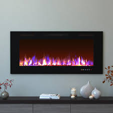 built in electric fireplace accessories lowes electric fireplace