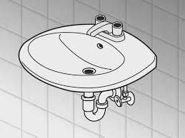 bathroom amazing installing bathroom sink drain decorations