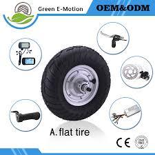 13inch 36v 250w 350w 500w electric wheel motor dc hub motor kit