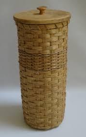 Bathroom Tissue Storage by Toilet Paper Basket With Lid Bathroom Tissue Basket Tall