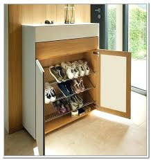 cabinet for shoes and coats hallway coat storage furniture these free standing hallway units