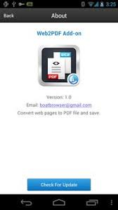 add on apk boat web2pdf add on apk free communication app for