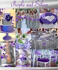 purple and silver wedding purple wedding color combination options silver wedding