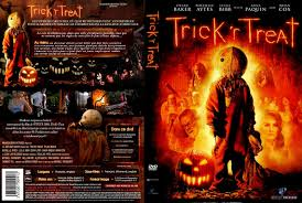 halloween 1 remake the horrors of halloween trick u0027r treat 2007 sales sheet vhs